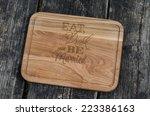 Engraved Wood Cutting Board...
