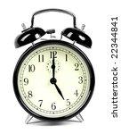 alarm clock | Shutterstock . vector #22344841