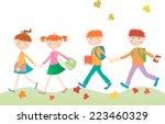 pupils | Shutterstock .eps vector #223460329