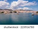 Mytilene - capital of Lesbos, Greece