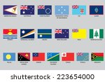 a set of infographic elements...   Shutterstock . vector #223654000