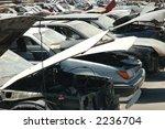 junk yard | Shutterstock . vector #2236704
