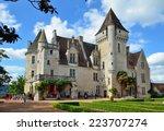 Chateau Des Milandes Is A Fine...