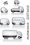 transport mixed | Shutterstock .eps vector #22371610