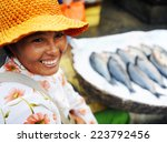 Indigenous Cambodian Woman...