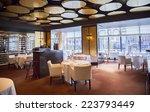 Detail Of Restaurant Interior...