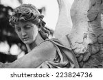 Figure Of Angel As A Symbol Of...