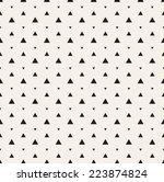 vector seamless pattern. modern ... | Shutterstock .eps vector #223874824