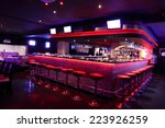Colorful Interior Of Bright And ...