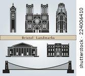 bristol landmarks and monuments