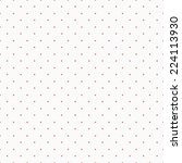 Seamless Polka Dots Pattern ...