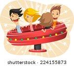 Samba Amusement Park Ride...