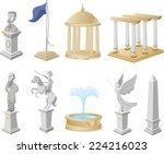 Monument Icon Symbol Statue...