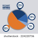 statistics graphic design  ...   Shutterstock .eps vector #224220736