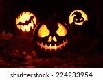 Pumpkin Halloween. Halloween...