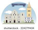 bari  italy  | Shutterstock .eps vector #224279434