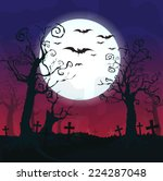 halloween design background...