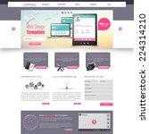 website template for smart...