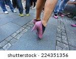 serbia  belgrade   october 18 ... | Shutterstock . vector #224351356