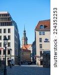dersden  germany   jan  12  ... | Shutterstock . vector #224352253