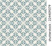 abstract seamless pattern. | Shutterstock .eps vector #224409379
