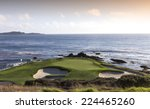 Pebble Beach  California...