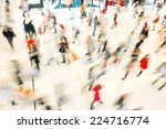 rush hour | Shutterstock . vector #224716774
