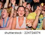 benicassim  spain   july 17 ... | Shutterstock . vector #224726074