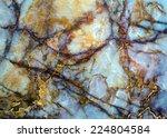 unique texture of natural stone ... | Shutterstock . vector #224804584