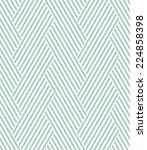 vector seamless pattern. modern ... | Shutterstock .eps vector #224858398