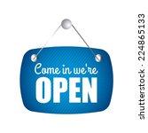open graphic design   vector... | Shutterstock .eps vector #224865133