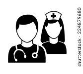 medical graphic design   vector ... | Shutterstock .eps vector #224879680