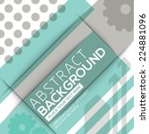 abstract business background...   Shutterstock .eps vector #224881096