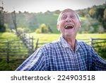 big laugh | Shutterstock . vector #224903518