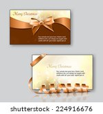 greeting cards for christmas. | Shutterstock .eps vector #224916676