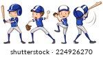 Illustration Of A Team Of...