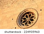 Round Stone Window Of The...