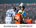 sisaket thailand october 15 ... | Shutterstock . vector #224943610