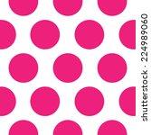 A Colourful Polka Dot...