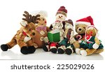 A Collection Of Stuffed...