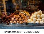 belgium chocolate   Shutterstock . vector #225030529