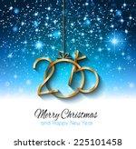 2015 new year original modern... | Shutterstock . vector #225101458