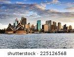 australia sydney cbd panoramic...   Shutterstock . vector #225126568