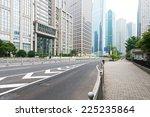 the century avenue of street... | Shutterstock . vector #225235864