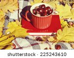Chestnuts In A Cup Autumn...