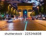 paris  france   may 14 ... | Shutterstock . vector #225246838