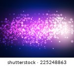 blue christmas background  | Shutterstock . vector #225248863