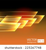 straight lines abstract vector... | Shutterstock .eps vector #225267748