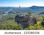 Chimney Rock  Nc  Usa   October ...