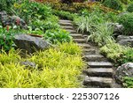 Natural Stone Stairs...
